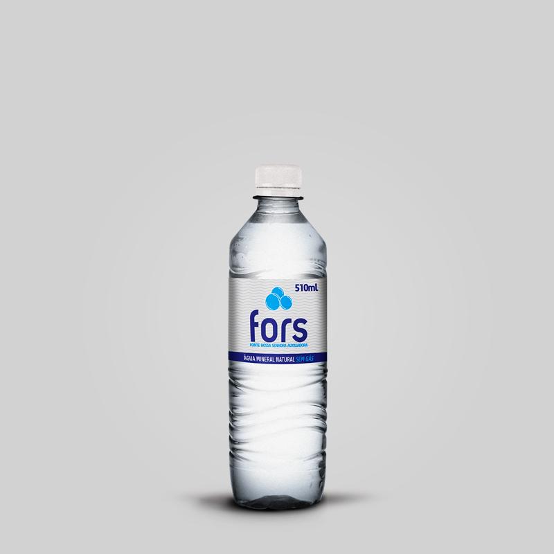Fors Água sem gás 510 ml