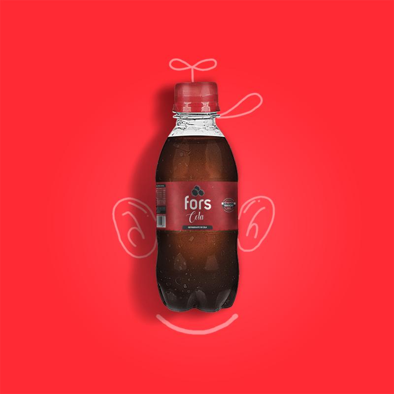 Fors Kokotinha Cola 250 ml